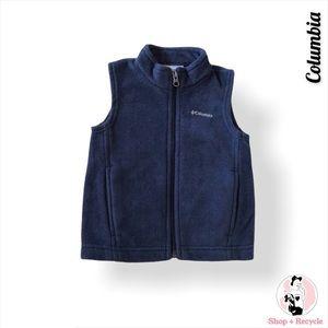 Columbia Infant Flecce Vest 12-18 months